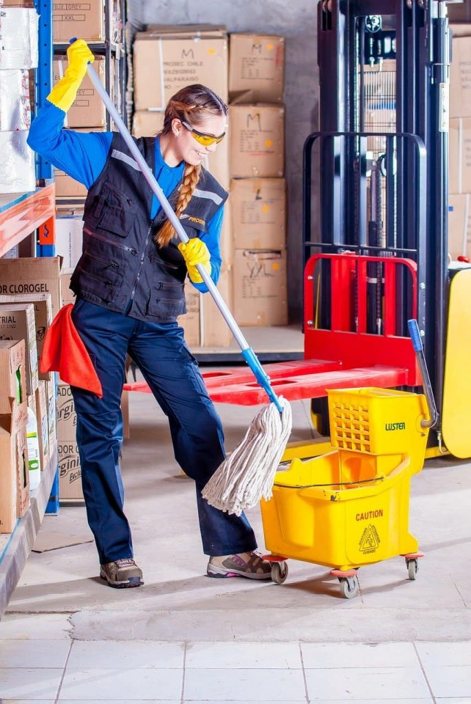 Cleaning Business Supplies Checklist